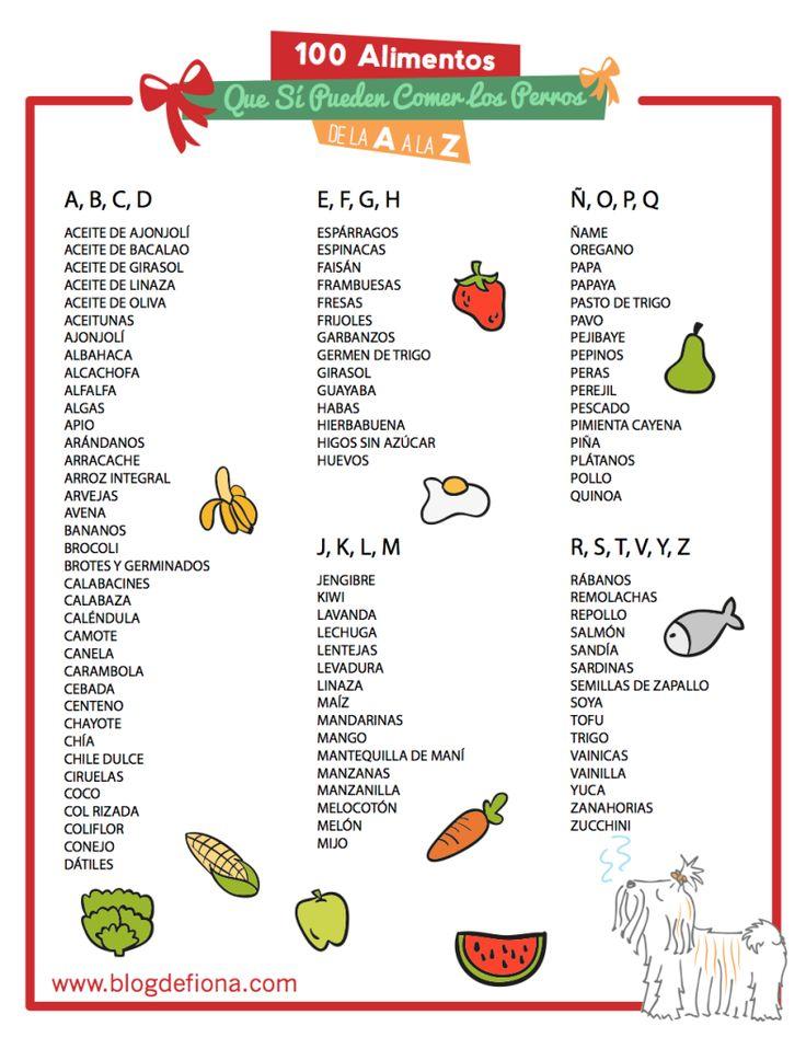 Alimentos naturales que puede comer tu perro como tener a tus mascotas perros y gatos - Comida para cachorros de un mes ...